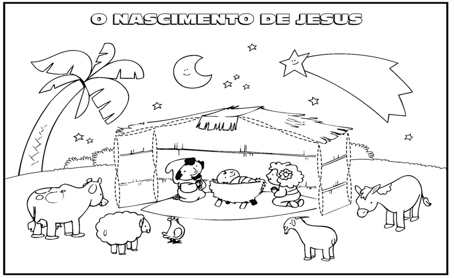 Ebd Cordeirinhos De Cristo Ebd Jardim De Infancia