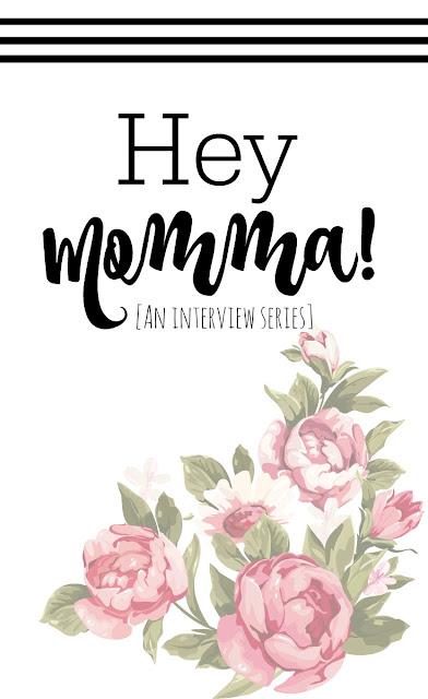 Hey Momma! - Cait's Cozy Corner