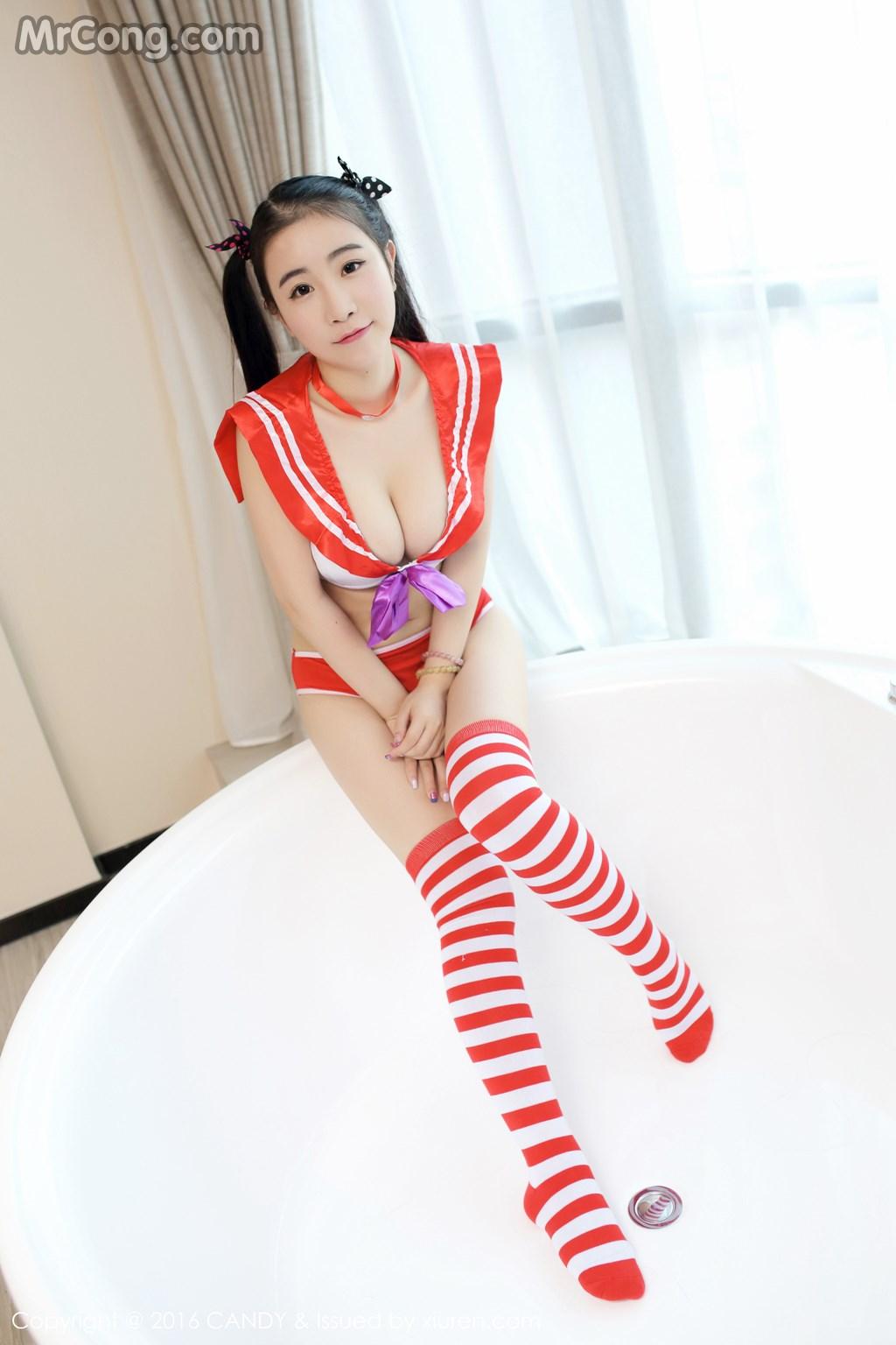CANDY Vol.002: Model Sindy (谢芷馨) (57 photos)