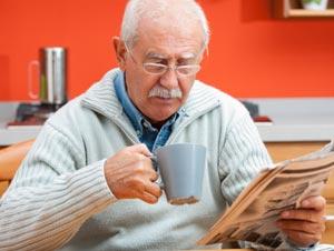يمكنُ أن تقلّل القَهوة من أعراض مرض باركنسون.