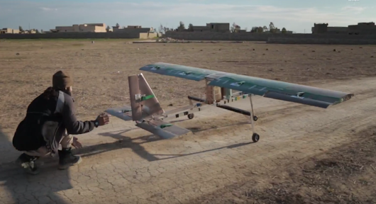 Suicide drones: The Islamic State's newest threat?