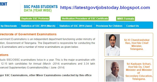 Check TS SSC Results: Telangana 10th results 2018 to release on April 27th at bse.telangana.gov.in