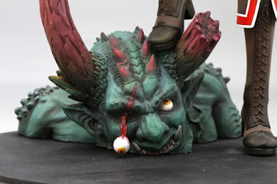 Kamuna, personaje original de Erecto Sawaru - Dragon Toy