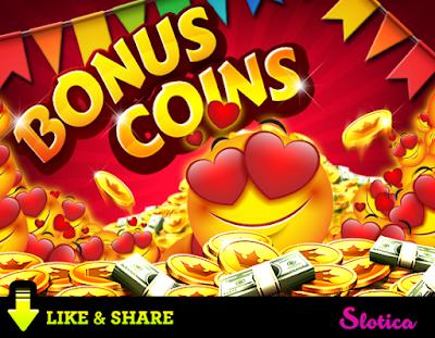Slotica Casino Free Coins Guide