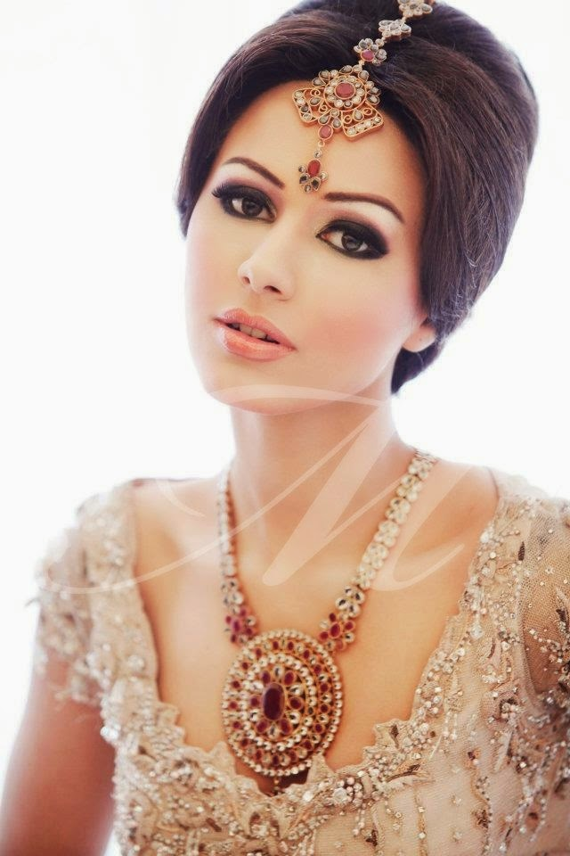 Bridal Makeup Pictures 2018 : Pakistani Wedding Brides Makeover Ideas 2016-2017 Bridal ...