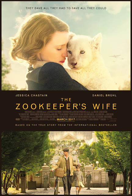 The Zookeepers Wife (2017) ταινιες online seires oipeirates greek subs