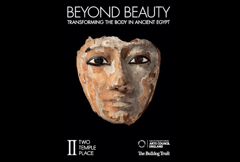 'Beyond Beauty: Transforming the body in ancient Egypt' at Two Temple Place, London