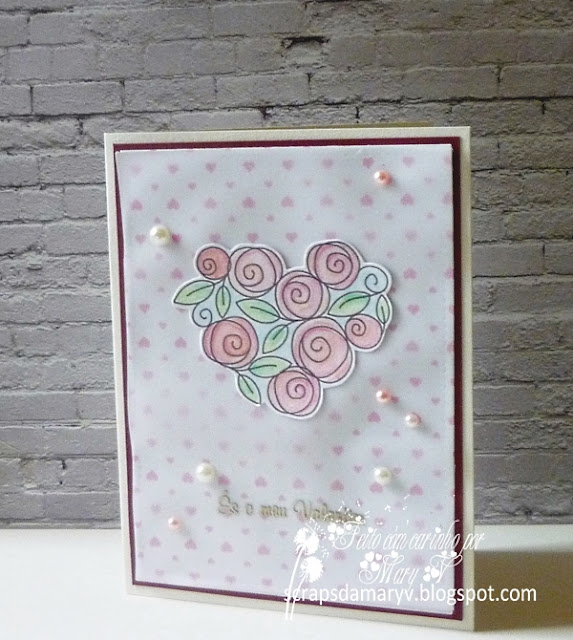 Donut Forget, Docerela, Valentine Card