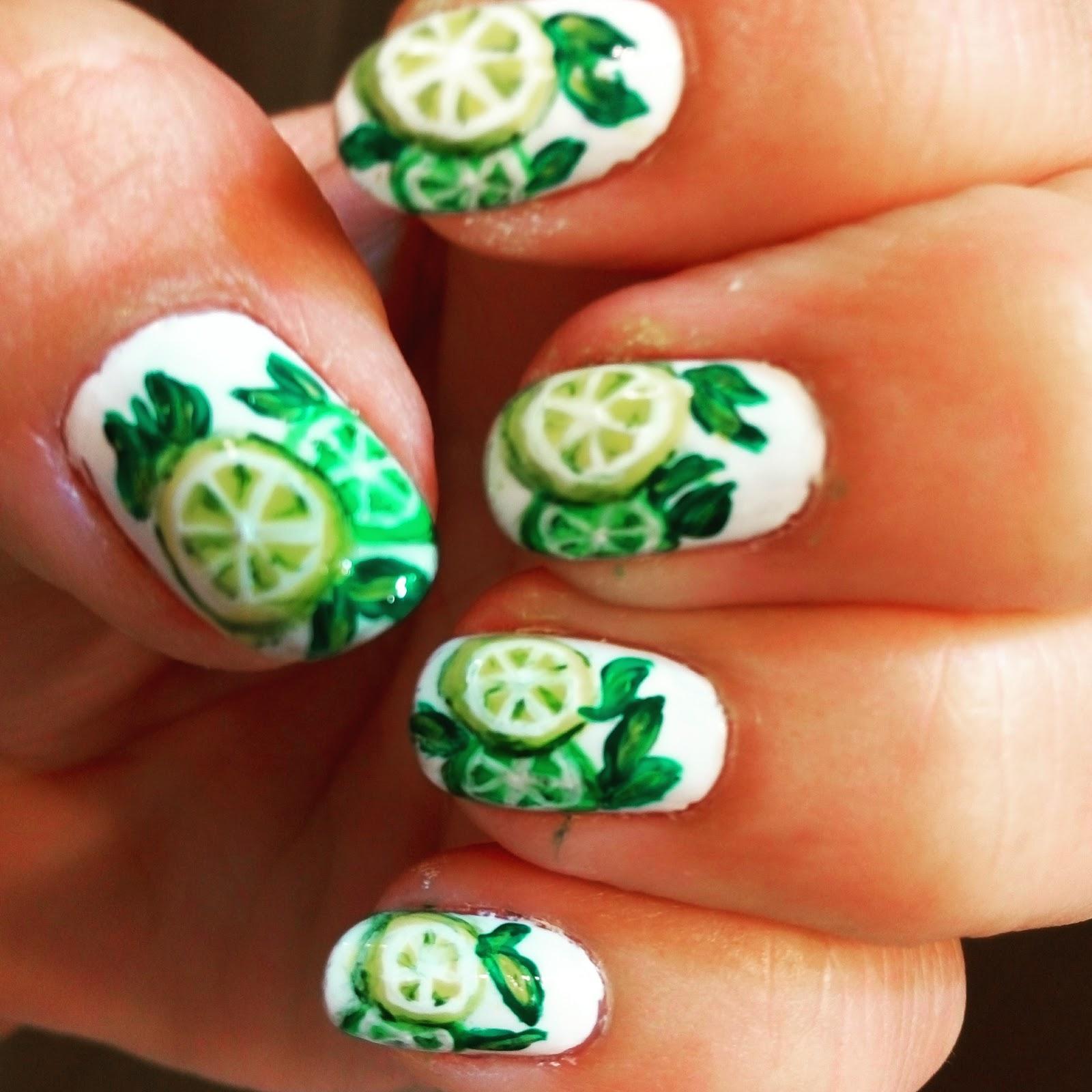 Fantástico Diseño De Uñas Jirafa Ideas - Ideas de Pintar de Uñas ...
