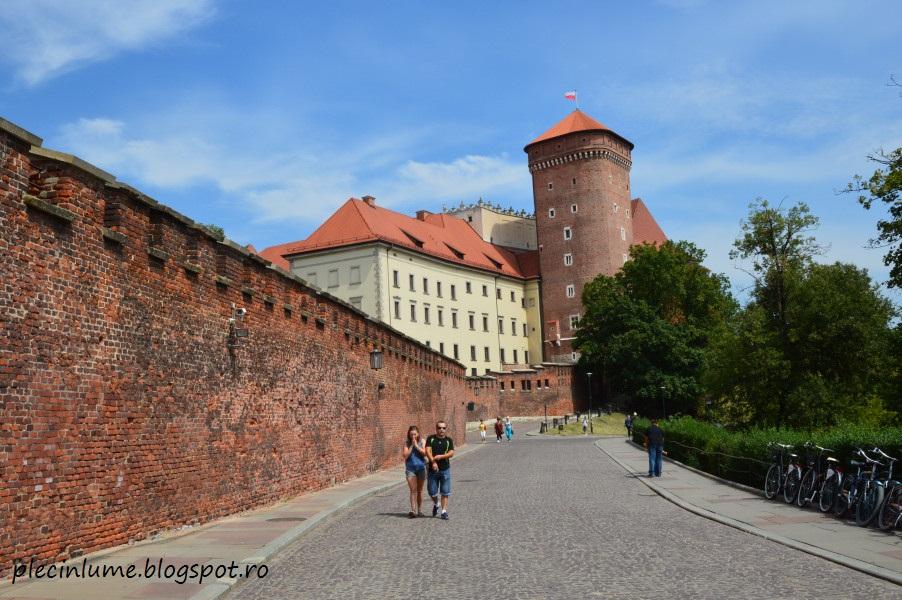 Castelul Wawel din Cracovia