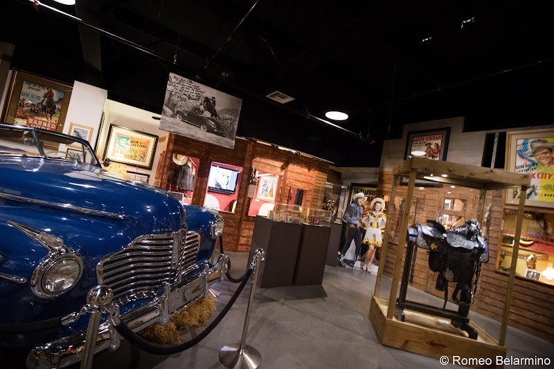 Lone Pine Film Museum California Highway 395 Road Trip Attractions