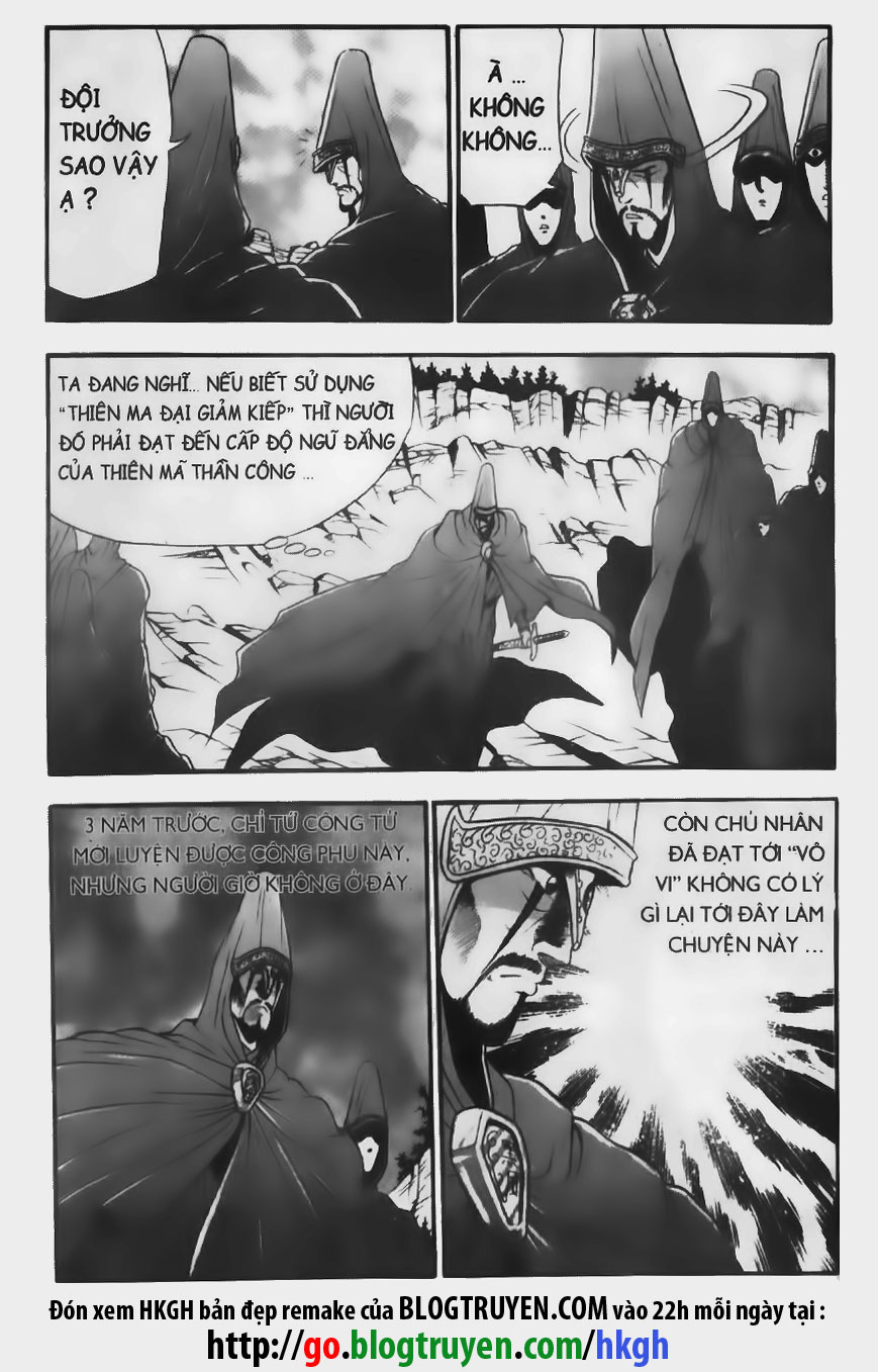 Hiệp Khách Giang Hồ Chap 039