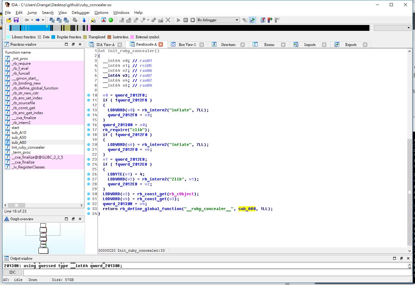Orange: GitHub Enterprise SQL Injection