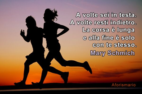Molto Aforismario®: Corsa e Jogging - 100 Aforismi, frasi e citazioni WC01