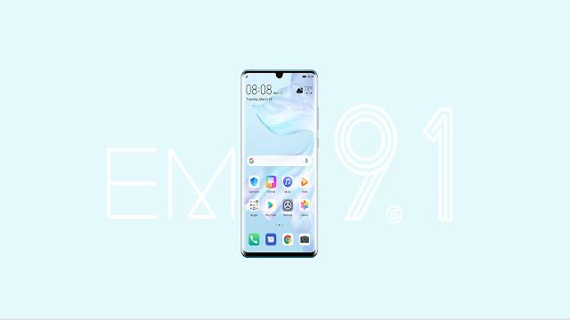 قائمة هواتف Huawei و Honor التي ستحصل على تحديث EMUI 9.1