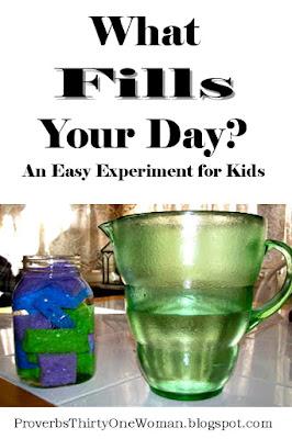 Easy Experiment for Children