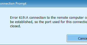 connection attempt