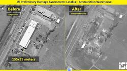 """Iran: """"Chúng ta phải chấm dứt các cuộc tấn công của Israel tại Syria"""""""