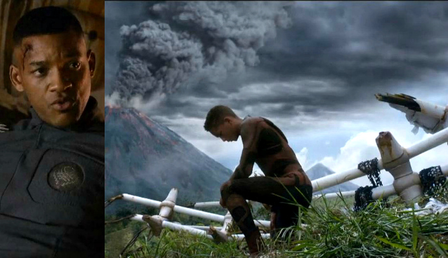Trailer Film After Earth