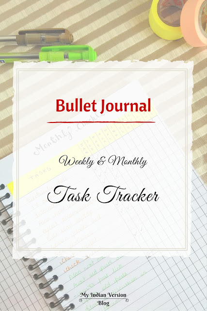bullet-journal-weekly-monthly-task-tracker-myindianversion