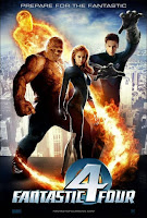 Fantastic Four 2005 720p Hindi BRRip Dual Audio Full Movie Download