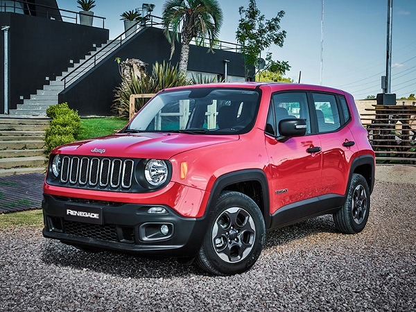 Jeep Renegade 2.4 litros 4x4
