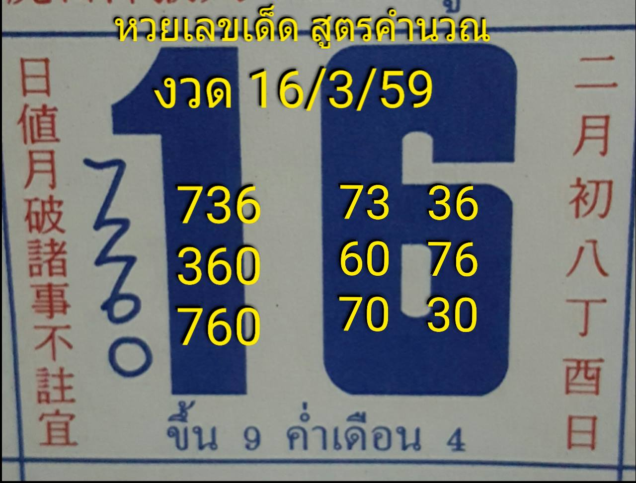 Lotto Thai