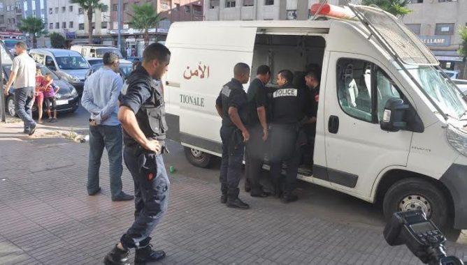 إعتقال مجرم خطير روع ساكنة الدار البيضاء