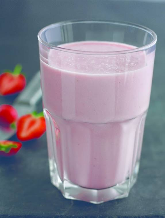 An Isotonic Sports Smoothie