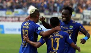 Persib Bandung vs Bhayangkara FC Imbang 1-1 #Liga1 #PersibDay