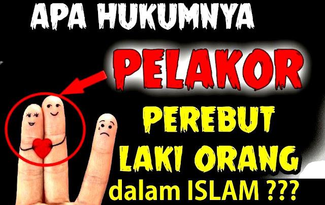 Arti Pelakor dan Hukum Pelakor dalam Islam Alquran Hadits
