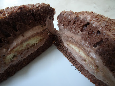 Ciasto Nuttellka