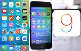 Free Download Apple iOS 9 Offline IPSW Latest
