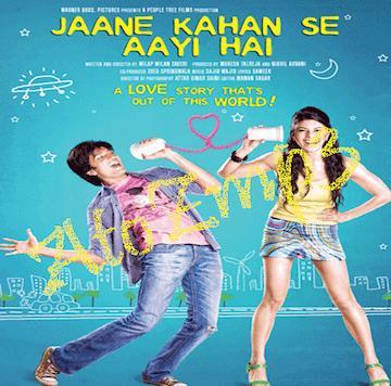 Jaane Kahan Se Aayi Hai 2010 Hindi 480p DTHRip 350MB