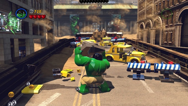 Free Download Lego Marvels Avengers