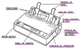 Mantenimiento Y Ensamblaje De Pcs Impresora Matricial