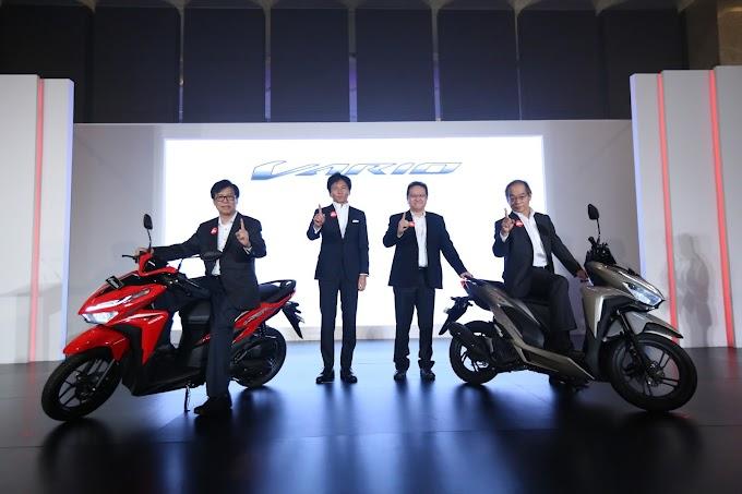 Perbedaan Honda Vario 125 MY 2018 Dengan Honda Vario 150 MY 2018