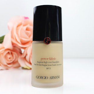 Giorgio Armani Longwear High Cover Foundation review