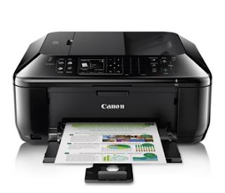 Canon PIXMA MX522 Setup Driver Download
