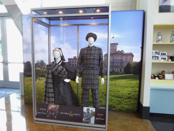 Victoria Abdul movie costumes ArcLight Hollywood