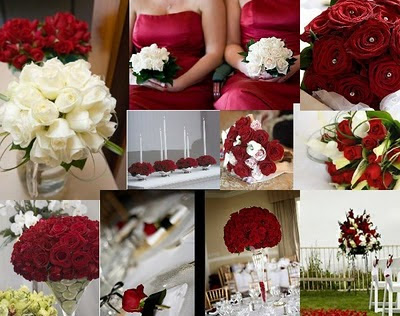 wedding ideas in red and white paolo and lesley wedding 28224