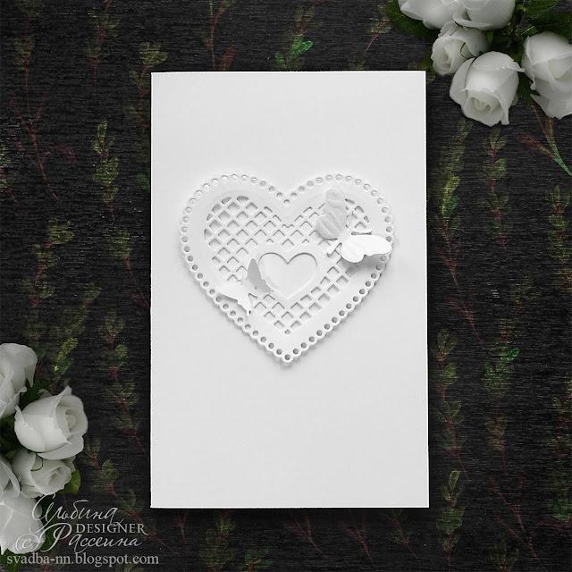 Приглашения на свадьбу Нижний Новгород