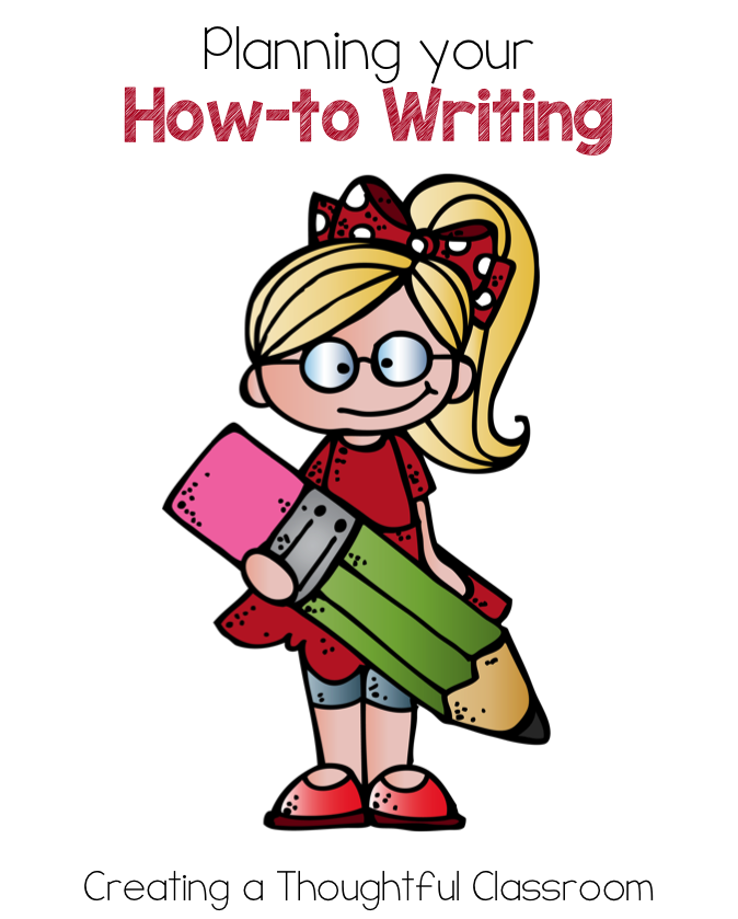 How-to Prewriting Freebie, Creating a Thoughtful Classroom