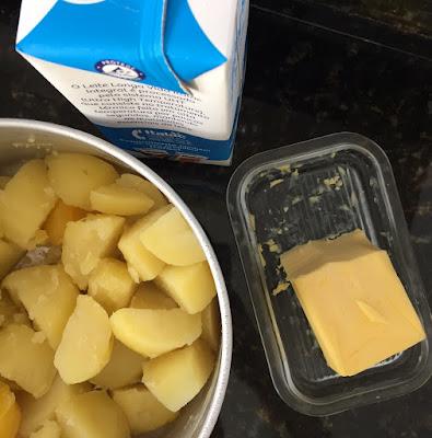 escondidinho batata