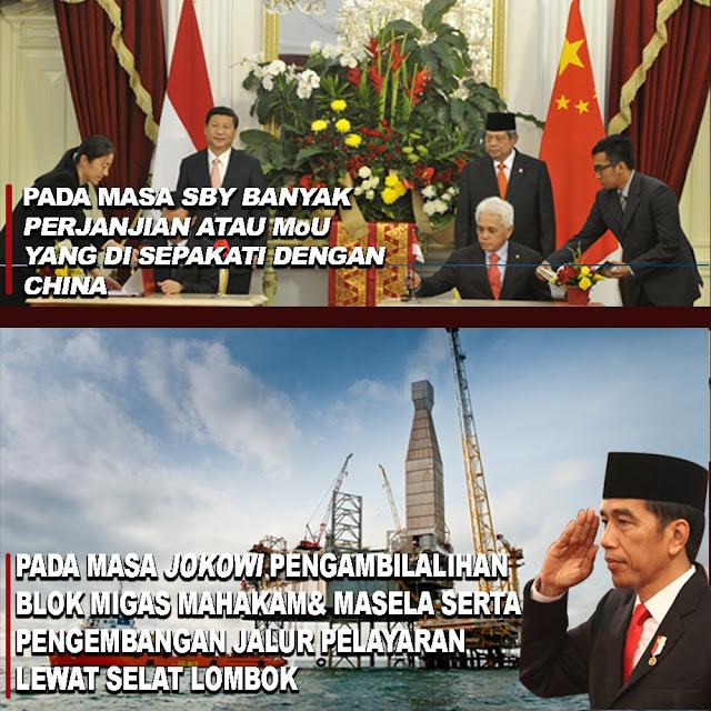 Yang Pro Asing SBY Atau Jokowi?