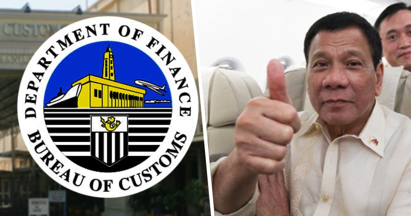 GOOD NEWS:  Bureau Of Customs Posted Record-Breaking P46.470 Billion Revenue In November