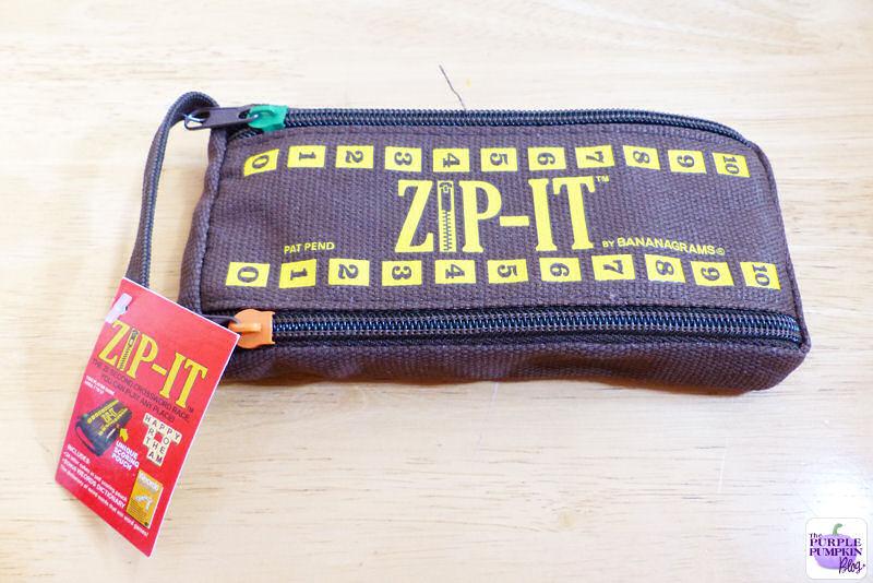 Bananagrams ZIP-IT – Review