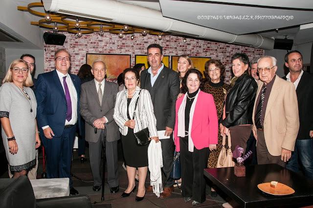 Κοντά στους Ναυπλιείς της Αθήνας ο Δήμαρχος Ναυπλιέων Δημήτρης Κωστούρος