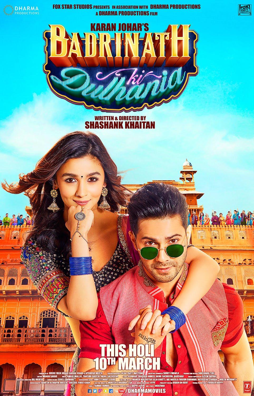 Badrinath Ki Dulhania (2017) Hindi 720p BluRay x264 1.1GB ESubs Download