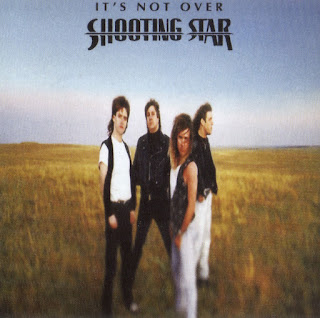 Shooting Star [It's not over - 1991] aor melodic rock music blogspot full albums bands lyrics